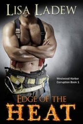 Edge of the Heat by Lisa Ladew