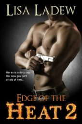 Edge of the Heat 2 by Lisa Ladew