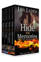 Hide Me Series by Lisa Ladew