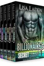 The Billionaire's Secret Kink Box Set by Lisa Ladew