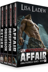 Unauthorized Series by Lisa Ladew