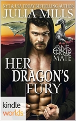 her dragons fury by julia mills