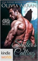 Shifter's Calling by Olivian Arran, a wolfen story